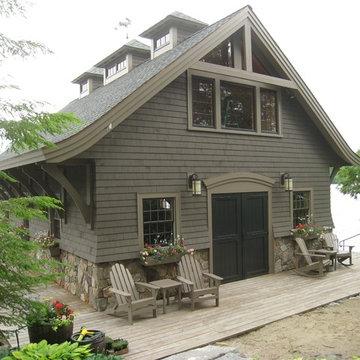 Timeless Lake House