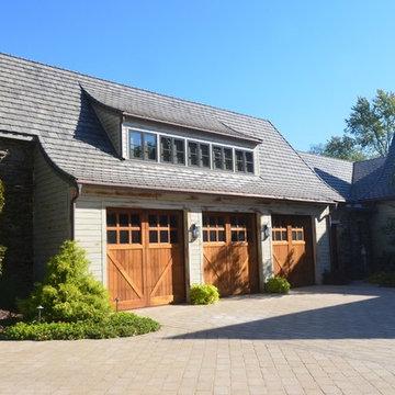 Town & Country Elegant Farmhouse Custom Home Build
