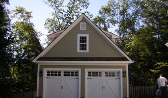 Traditional 2-Car Garage with Loft