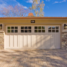 Craftsman Garage And Shed by Bill Fry Construction - Wm. H. Fry Const. Co.