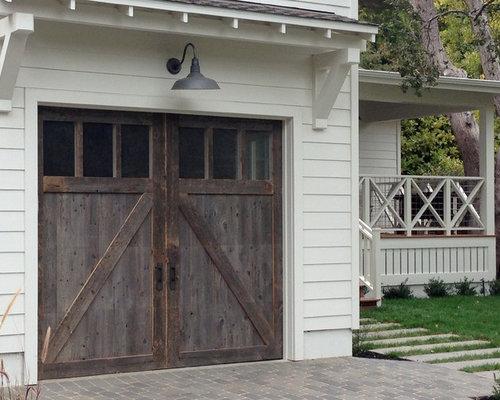 Idee e foto di garage e rimesse classici san francisco for Idee aggiuntive di garage allegato