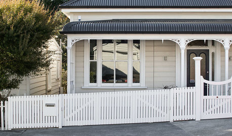 Houzz Tour: Innovative Garage for Historical Home in Auckland