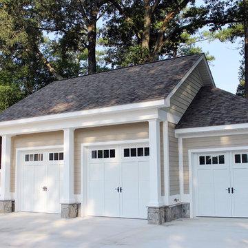 Trent Woods Custom Home