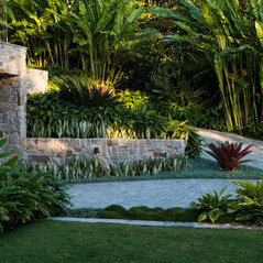 Tropical Garden - Palm Beach