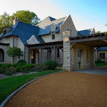 Tudor Eclectic, Kentucky Estate
