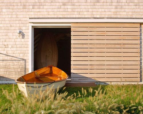 интерьер лодочных гаражей