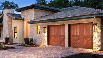 Two Door Garages