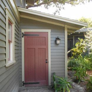 Idéer för att renovera en amerikansk fristående enbils garage och förråd