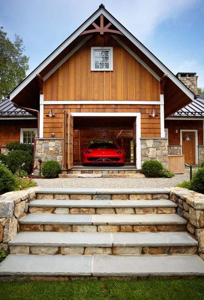 A Car Lover\'s Man Cave Kicks Into High-Luxury Gear – Thomas ...