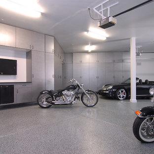 Idee per ampi garage e rimesse minimalisti