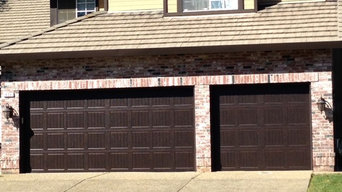 Various Garage Doors