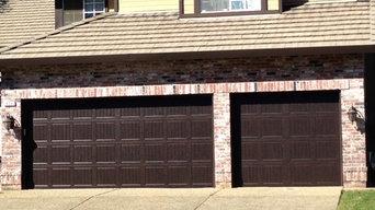 Various Garage Doors