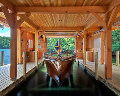Boathouse Design Ideas Remodels Amp Photos