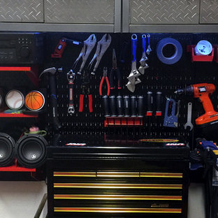 This is an example of an industrial garage in Atlanta.