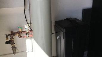 Water Softeners installations