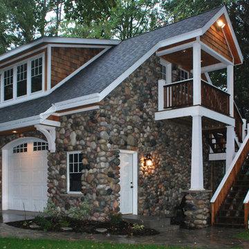 West Twin Lake Residence
