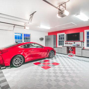 Westerville Classic Car Garage