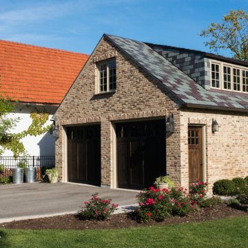 Whimsical Tudor Renovation - Kenilworth, IL