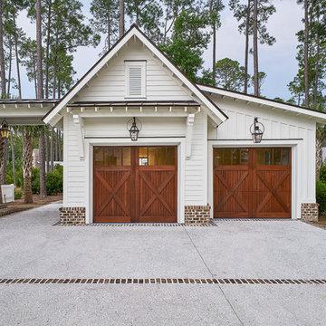 Wilson Hayfields Custom Home in Palmetto Bluff