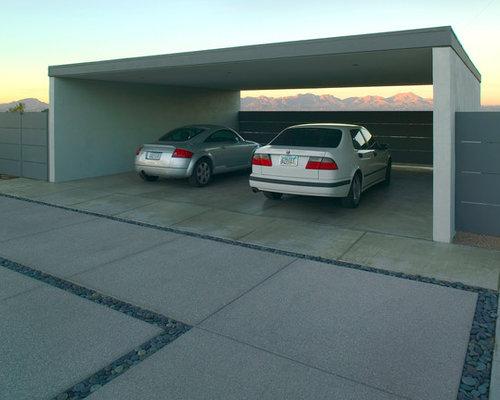 Fotos de garajes dise os de garajes modernos en phoenix - Garaje de coches ...
