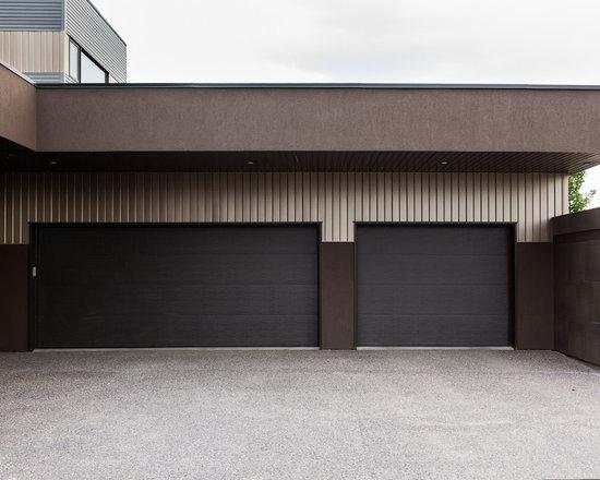 Modern Garage Doors modern garage doors | houzz