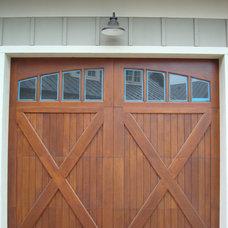 Garage Doors by Clingerman Doors - Custom Wood Garage Doors