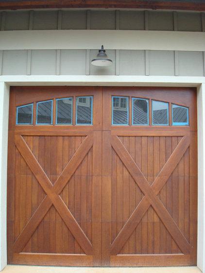 Garage Doors And Openers by Clingerman Doors - Custom Wood Garage Doors