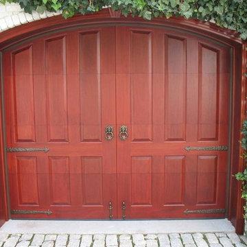 Wood Garage Doors and Carriage Doors
