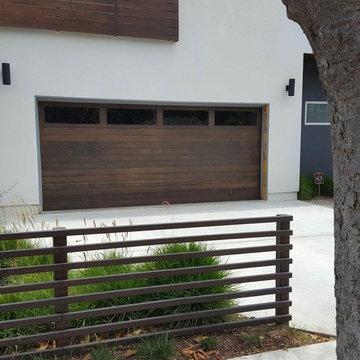 Wood Garage Doors and Gates