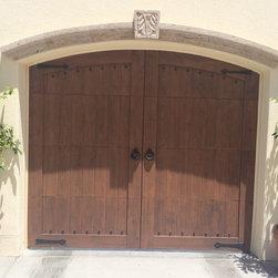 Wood Garage Doors -