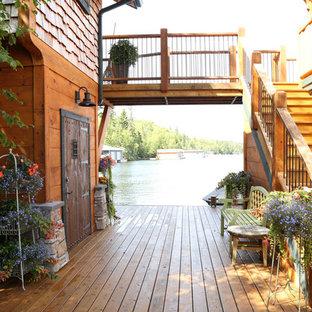 Woodchuck Bay | Boathouse