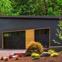 new house - garage
