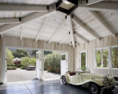 Garage Interior Houzz