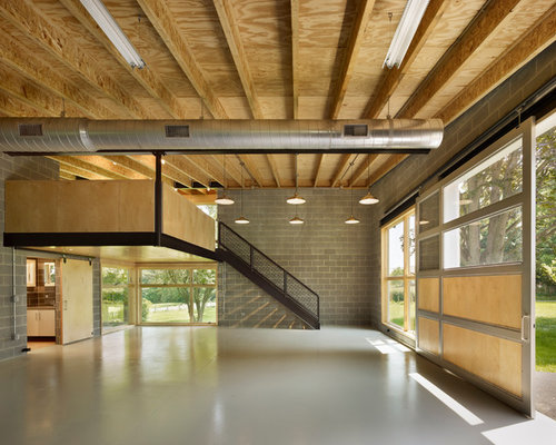 Garage Loft Ideas, Pictures, Remodel And Decor
