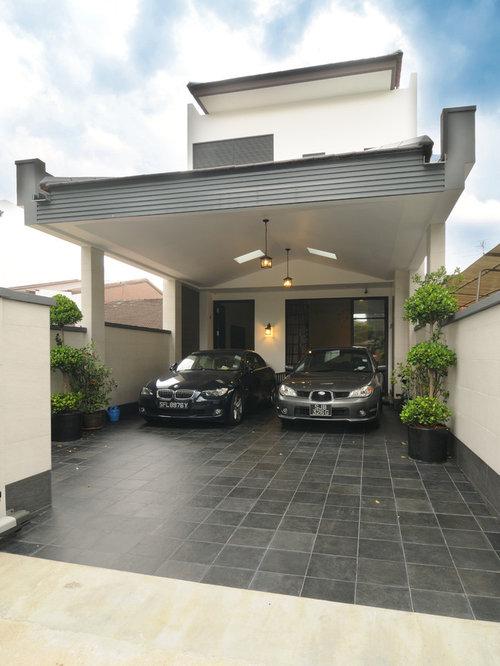 fotos de garajes dise os de garajes modernos en singapur