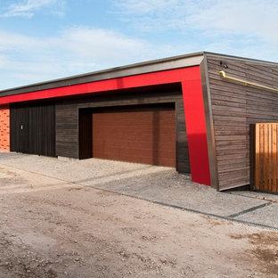 Создайте стильный интерьер: гараж в современном стиле - последний тренд