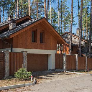 Новый формат декора квартиры: гараж в стиле кантри