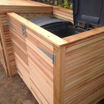 2013-2016 bike shed projects