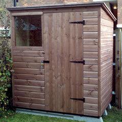 pent garden sheds - Garden Sheds Essex