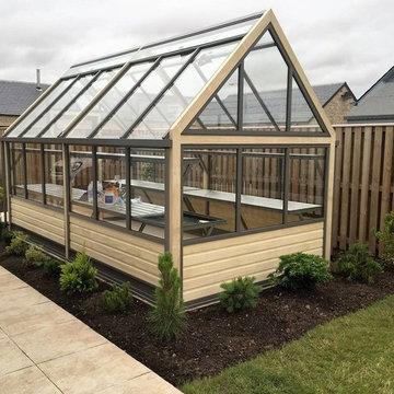 8 x 16 foot Greenhouse