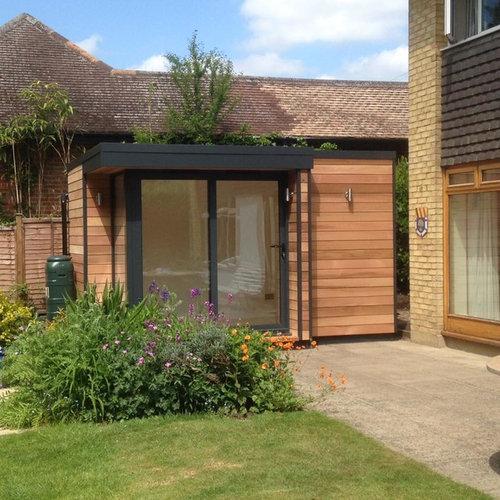 Architect 39 s garden office windsor for Windsor garden studio