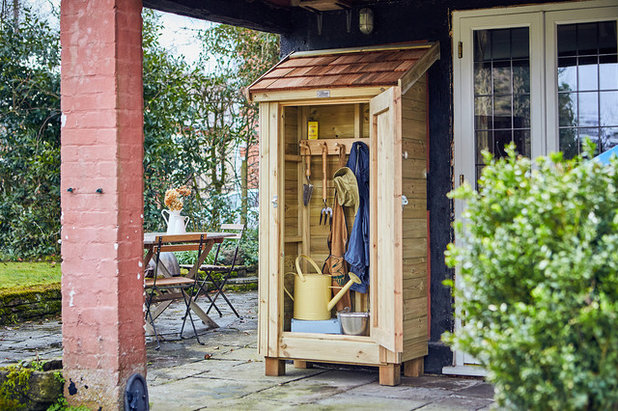 Traditional Shed by The Posh Shed Company