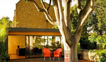 Brixton contemporary garden