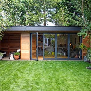 Moderne Garage Und Gartenhaus Ideen Design Bilder Houzz