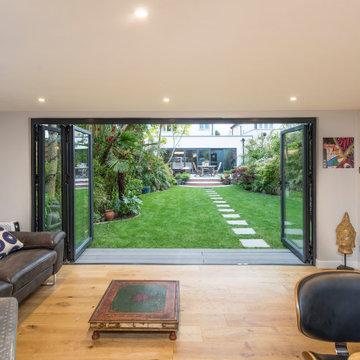 Buddha lounge - Garden room
