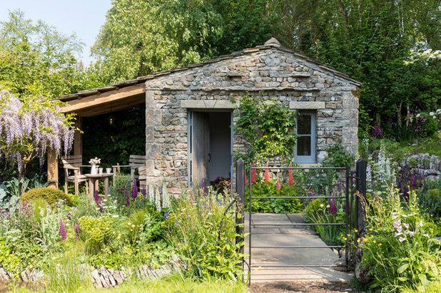 Country Garden Shed and Building by Chris Snook