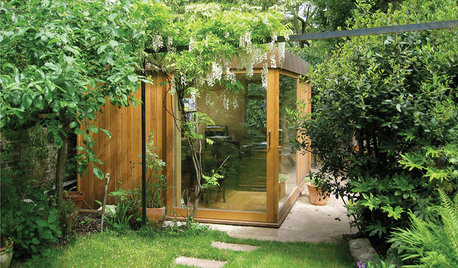 20 Garden Office Ideas for a Home-working Haven