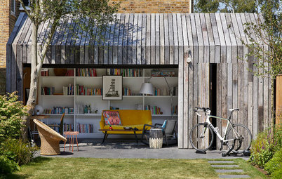 This London Outbuilding Isn't Just a Garden Shed