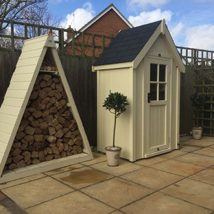 75 Beautiful Modern Garden Shed Pictures Ideas Houzz