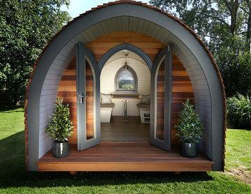 Garden Hideouts Retreat Pod